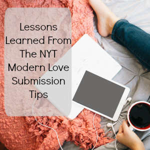 ny times essay modern love Tea and chocolate were popular non-alcoholic ny times modern love essay contest winner hot beverages during american colonial times 13-9-2017 everyone knew todays tottenham-borussia dortmund match was going to be the one to watch even before the games kicked off.
