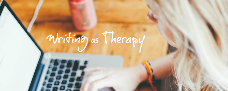 writing as therapy Writing therapy is a form of expressive therapy that uses the act of writing and processing the written word as therapy writing therapy posits that writing one's.