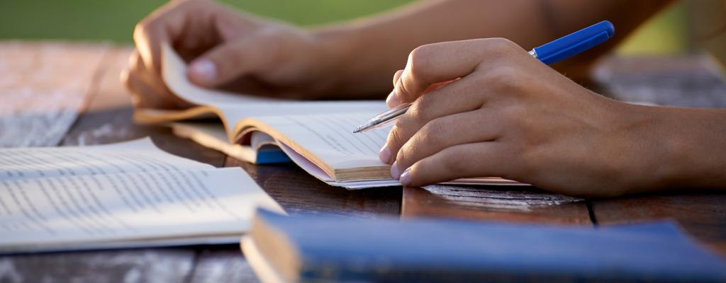 read on writing