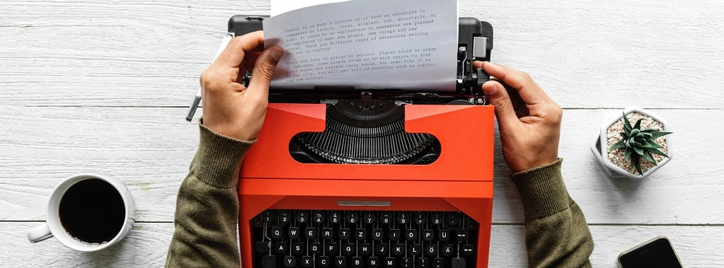 What Is Writing Patience Lessons From a Typewriter