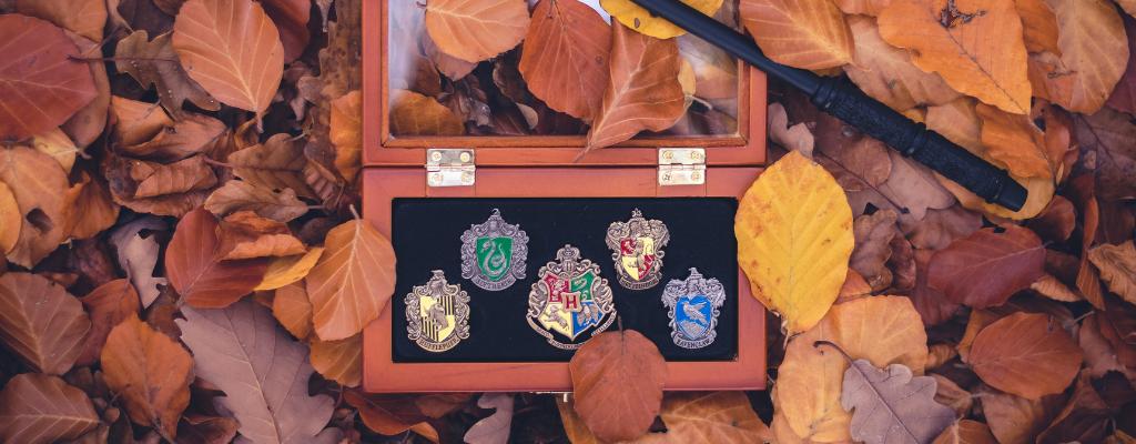 hogwarts house writing style