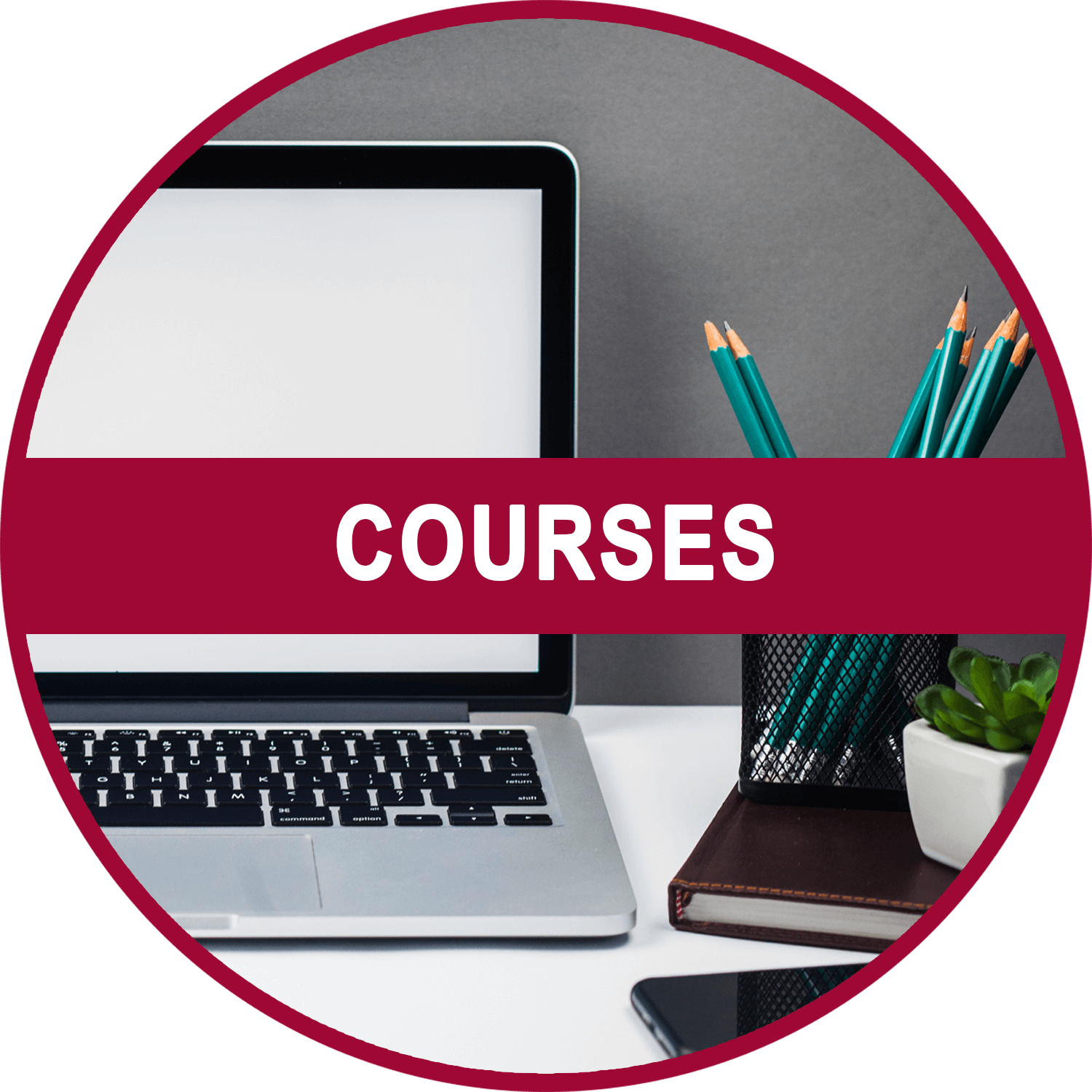 Courses Homepage Icon