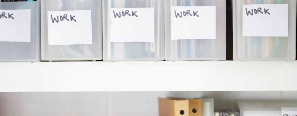 organize your writing life