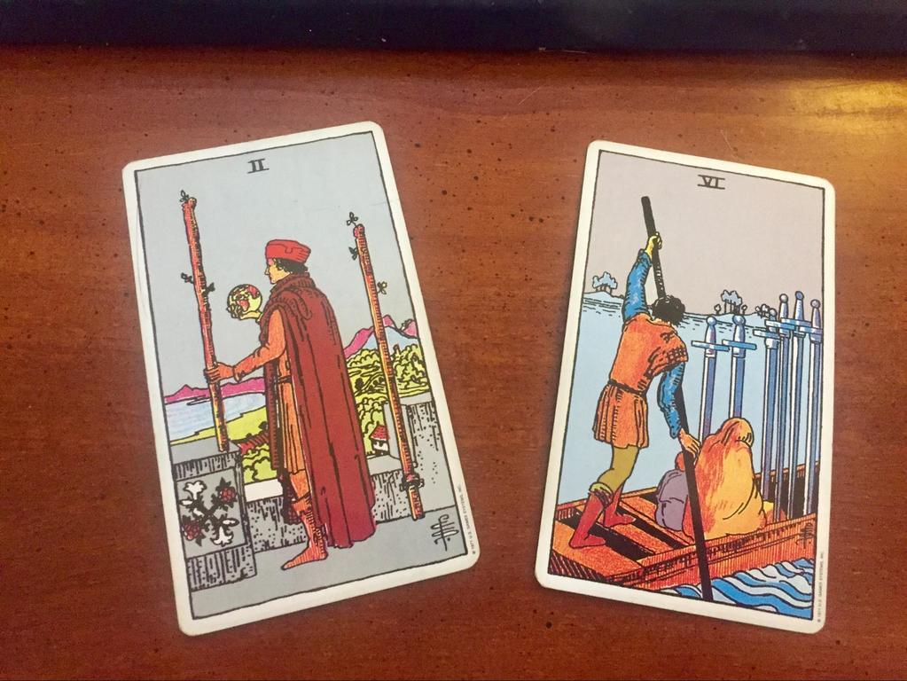 tarot cards content creation